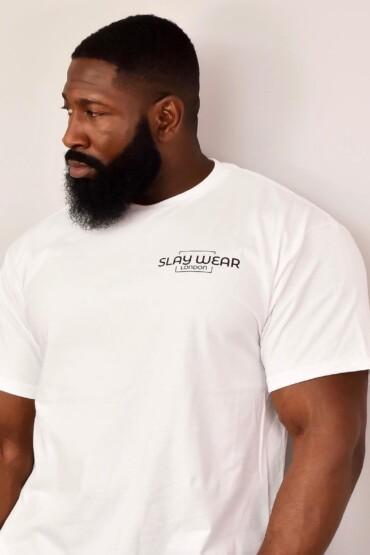 Slay Wear Heavy   Plus Size Heavyweight T shirt   Slaywearlondon