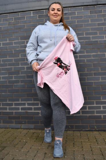 Tshirt Candy Pink | Best Candy Pink Tshirt | Slay Wear London