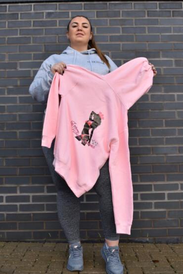 Hoodie Candy Pink | Best Slay Wear Hoodie Pink | Slay Wear London