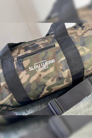 Bag Green   Best Green Gym Bag Near Me   Slay Wear London