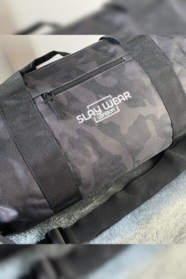 Slay Gym Bag   Best Gym Bag Near Me   Slay Wear London