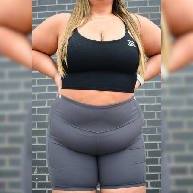Cycle Grey Shorts | Best Grey Shorts | Slay Wear London